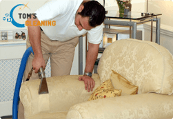 Sofa Cleaning from Tom