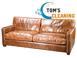 After Leather Sofa Cleaning
